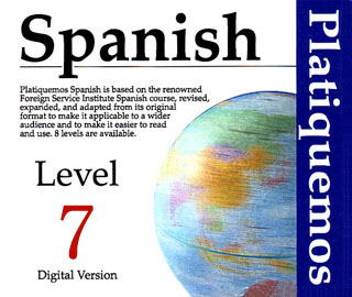 Pay for Spanish Platiquemos Level 7