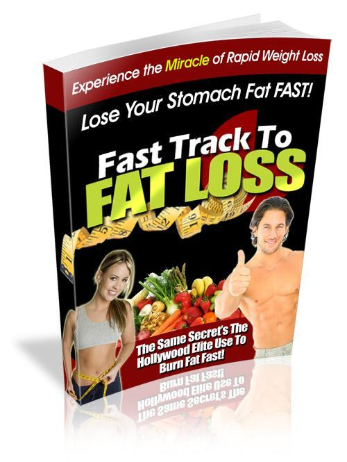 Pay for Fast Track to Fat Loss