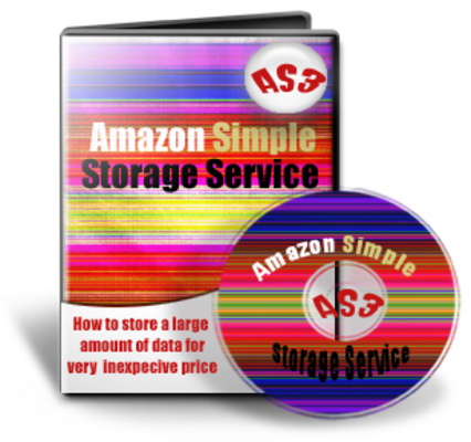 Pay for Video How To Use Amazon S3 Simple Storage Service.  With PLR