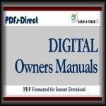 Thumbnail 2002 BUICK Rendezvous Owners Manual