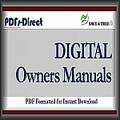 Thumbnail 2011 BMW 128i Convertible (with idrive) Owners Manual