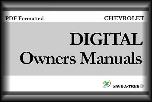 Chevrolet 2003 Malibu Owner s Manual