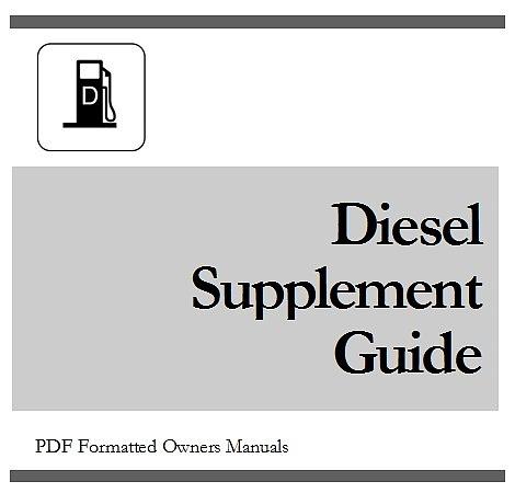 2011 chevy chevrolet silverado 3500 duramax diesel supplement own rh tradebit com 2014 Silverado Diesel 2017 Silverado Diesel