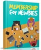Thumbnail Membership for Newbies