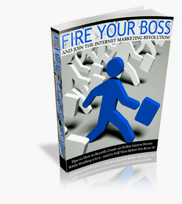 Pay for Fire your boss ebook