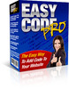 Thumbnail EASY CODE PRO - The Easy Way to Add Code to your Website!