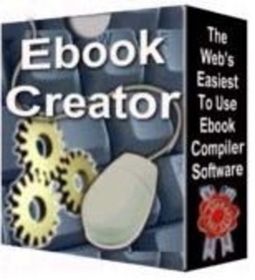 Pay for EBOOK CREATOR (With PLR) - RRP: $14.95