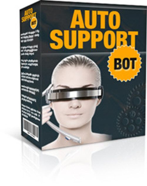 Pay for AUTO SUPPORT BOT - 24/7 Live Chat Support on Your Websites!