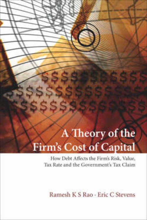 Pay for A Theory of Firms Cost of Capital