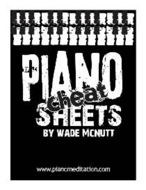 Piano piano chords cheat sheet : Piano Cheat Sheets - Download Audio Books / Teaching