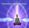 Thumbnail Meditation for relaxation