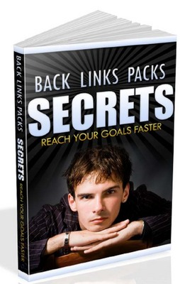 Pay for Backlinks Packs Secrets - Reach Your Goal Faster