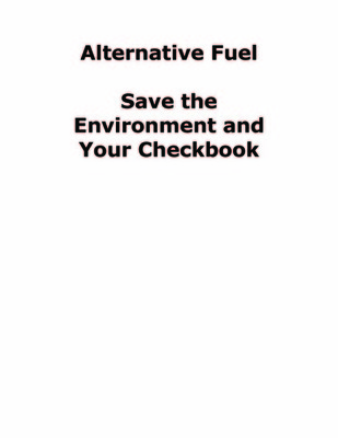 Pay for Alternative Fuel Guide
