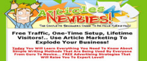 Thumbnail The Complete guide to article marketing
