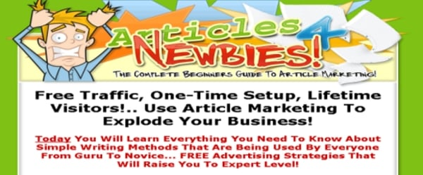 Pay for The Complete guide to article marketing