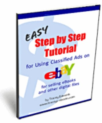 Pay for How to sell using classified ads on eBay