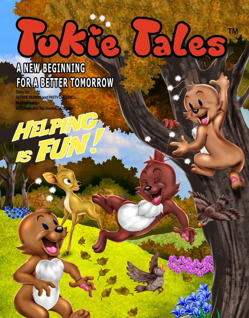 Pay for Tukie Tales: HELPING IS FUN!