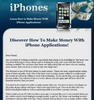Thumbnail HOT niche site. Easy to manage! Iphone Ebook Website.