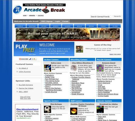 Pay for Turnkey Arcade Website Script With Over 3,400 Games