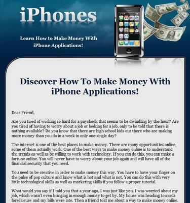 Pay for HOT niche site. Easy to manage! Iphone Ebook Website.