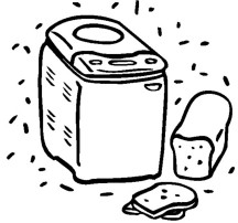 Thumbnail Oster Bread Machine Maker Instruction Manual: Model 4839