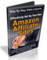 Thumbnail Effectively Set Up Your Own Amazon Affiliate Sites