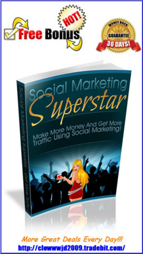 Pay for Social Marketing Superstar Video Course