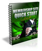 Thumbnail Membership Site Quick Start