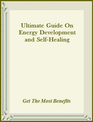 Pay for Ultimate Guide On Energy Development and Self-Healing