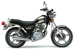 Thumbnail 1991-1996 SUZUKI GN125 MASTER PARTS  MANUAL