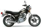 Thumbnail 1991-1996 SUZUKI GN125 MASTER PARTS  MANUAL