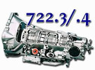 Thumbnail  M B Automatic Transmission 722.3, 722.4 SERVICE MANUAL