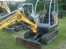 Thumbnail GEHL303 Excavator Parts manual