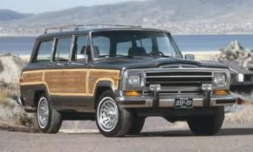 Jeep Cherokee / Grand Cherokee Owners Manual