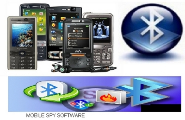 cell phone spy software bluetooth