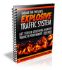 Thumbnail Explosive Traffic System