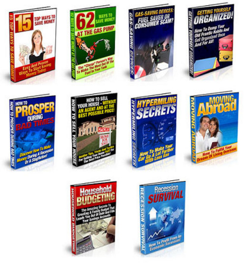 Pay for Top 10 Collection Of PLR Ebooks and Guides