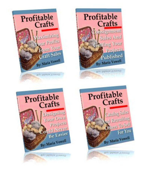 Profitable crafts package download ebooks for Profitable crafts