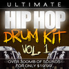 Thumbnail Ultimate Hip Hop Drumkit Vol.1
