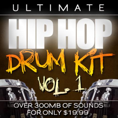 Ultimate Hip Hop Drumkit Vol 1