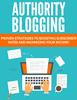 Thumbnail Authority Blogging