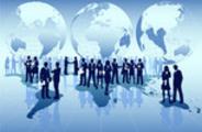 Thumbnail Business - MBA. Audio Vocabulary. German - English