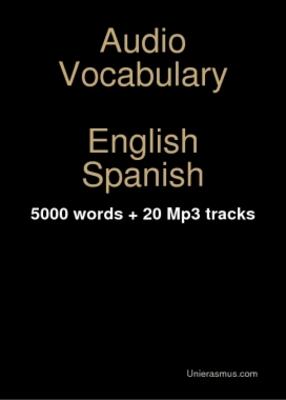 Pay for English - Spanish Audio Vocabulary