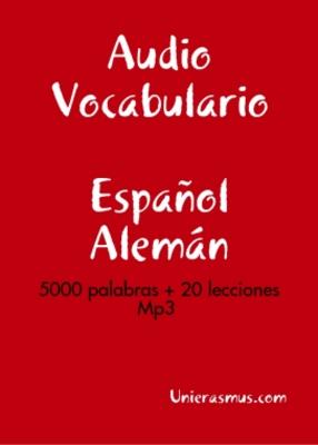 Pay for Curso de lengua Alemán: Audio Vocabulario Español - Alemán