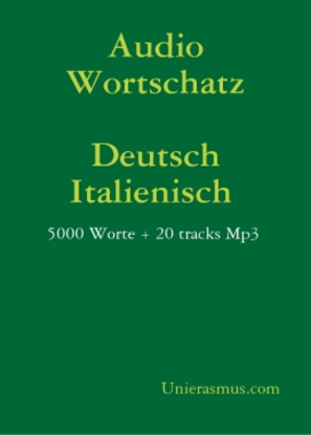 Pay for Audio Wortschatz Deutsch - Italienisch