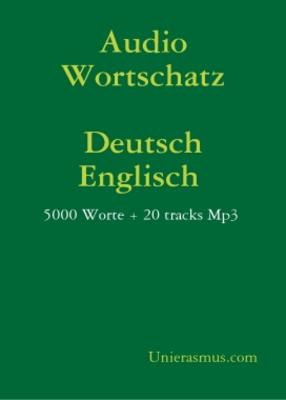Pay for Audio Wortschatz Deutsch - Englisch