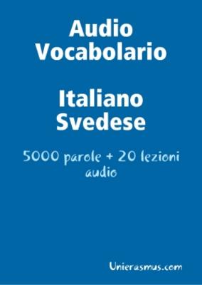 Pay for Audio Vocabolario Italiano- Svedese