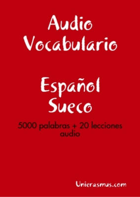 Pay for Audio Vocabulario Español - Sueco