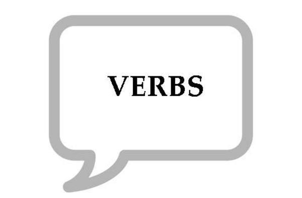 Pay for Essential Verbs Audio-Vocabulary Spanish English