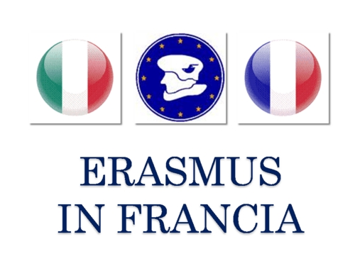 Pay for Erasmus in Francia. Mp3 + pdf